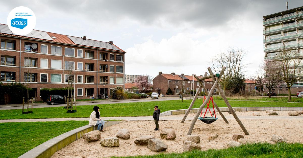 Admin: Housing companies in a dilemma – Aedes.nl