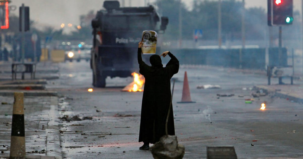 After ten years of protests, the repression has escalated.