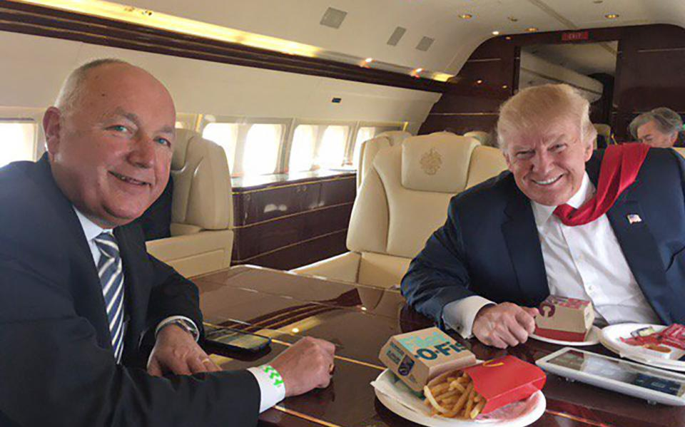 Ambassador Pete Hoekstra on Trump supporters storming the Capitol: 'This is not good for the United States' image