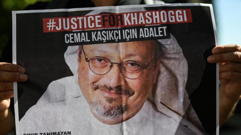 America imposes sanctions on the entourage of the Saudi crown prince after the Khashoggi report |  Currently