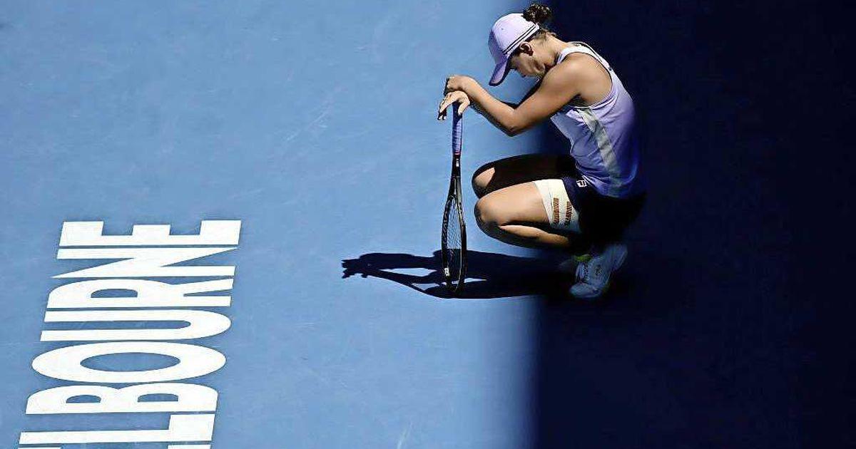 Ashley Party surprises after semi-final Australian Open |  Tennis