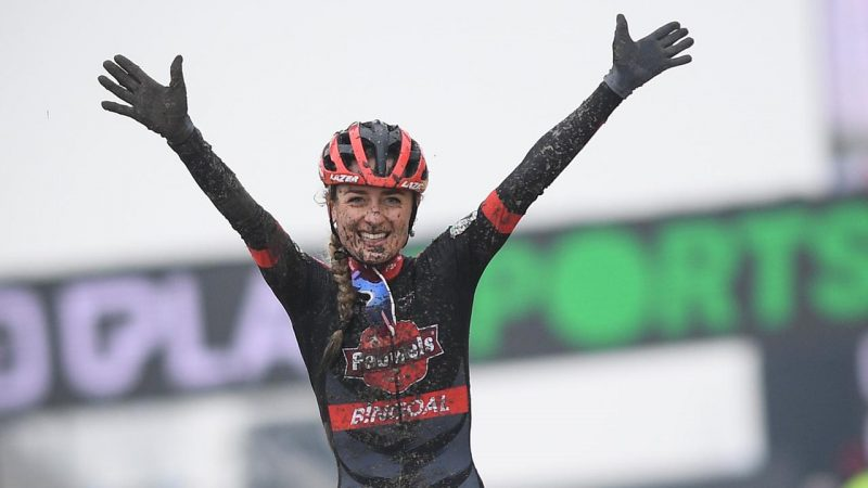 Betsema also wins in Belgian Eeklo, the all-Dutch podium |  Currently