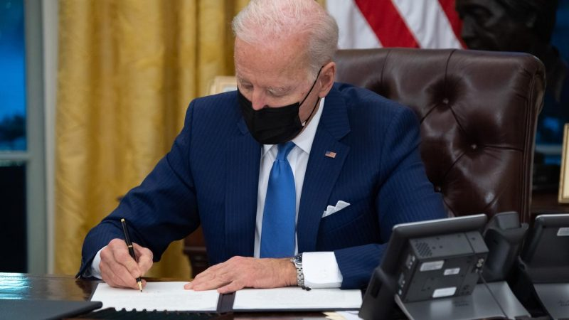Biden cancels part of Trump's strict immigration policy |  right Now