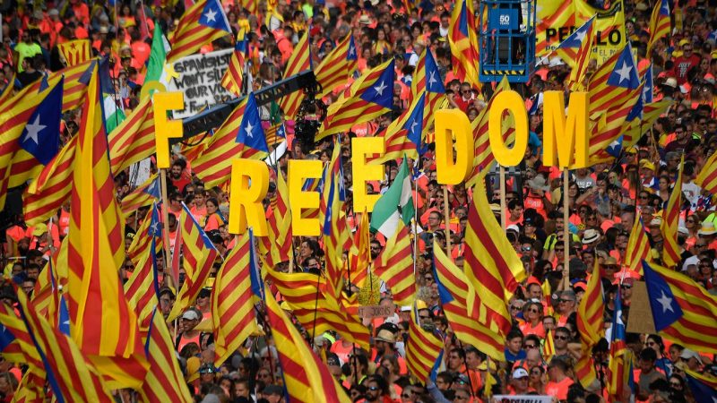 Catalan separatists get a bigger majority in Parliament |  Currently