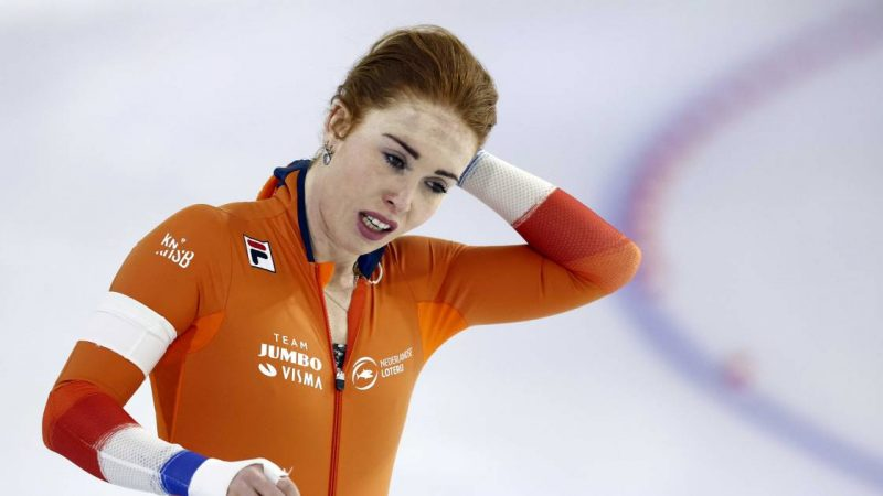De Young takes off Sallikova 3 kilometers from Bronze Scouten |  sport