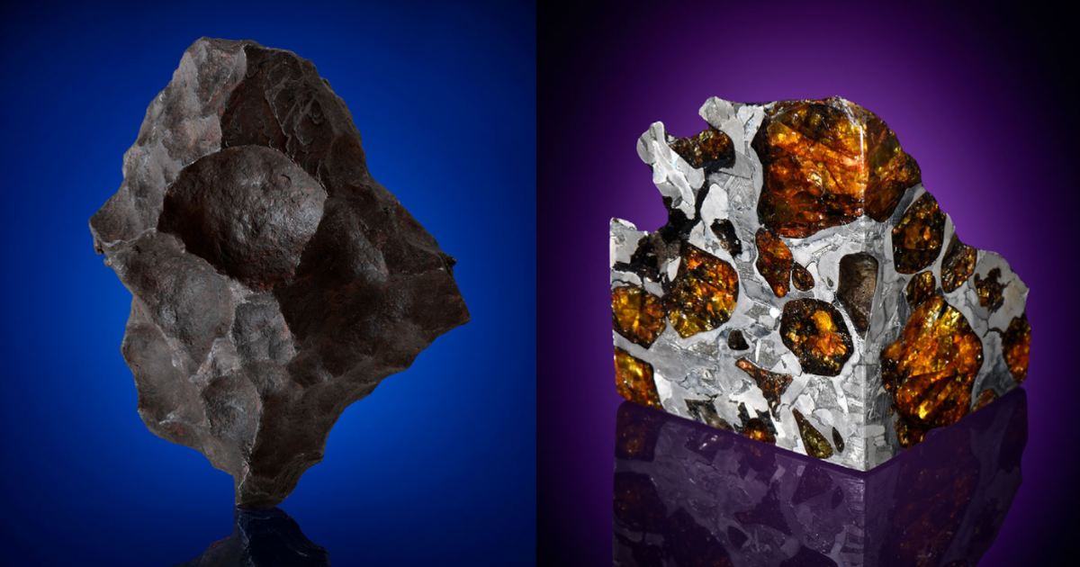 Do you need space?  You can now buy 7 billion year-old stardust and bits of the Moon and Mars
