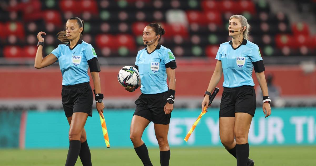 First Club World Cup: Three referees vie for fifth place |  sport