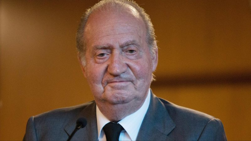Former Spanish King Juan Carlos pays € 4m in taxes |  Currently
