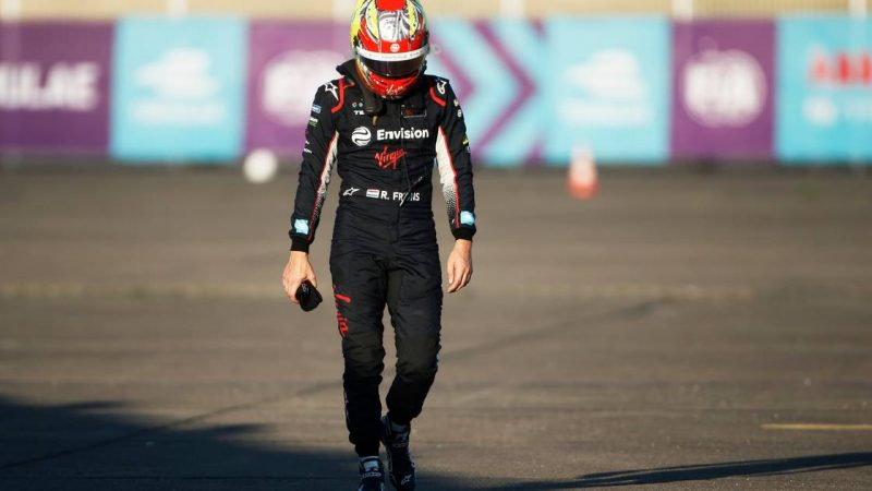 Frenz does not get the first pole of his career in Ad Diriyah |  sport