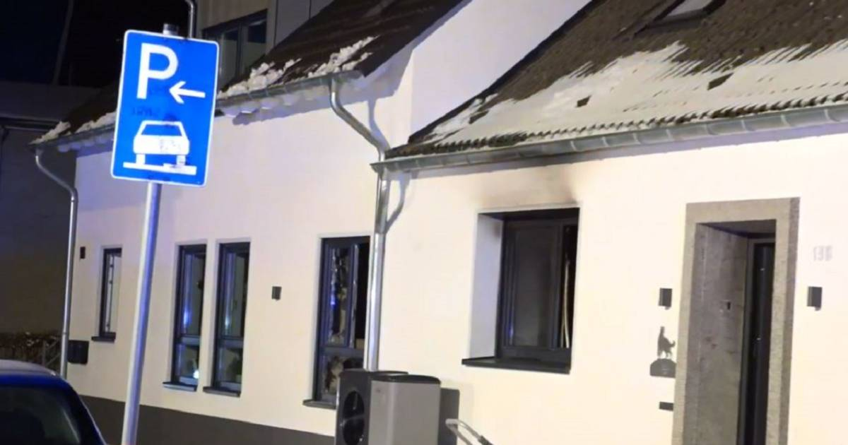 German fire brigade finds five dead after house fire and crime proof |  abroad