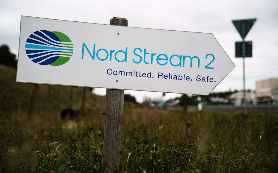 Germany continues to support the Nord Stream 2 pipeline for the time being