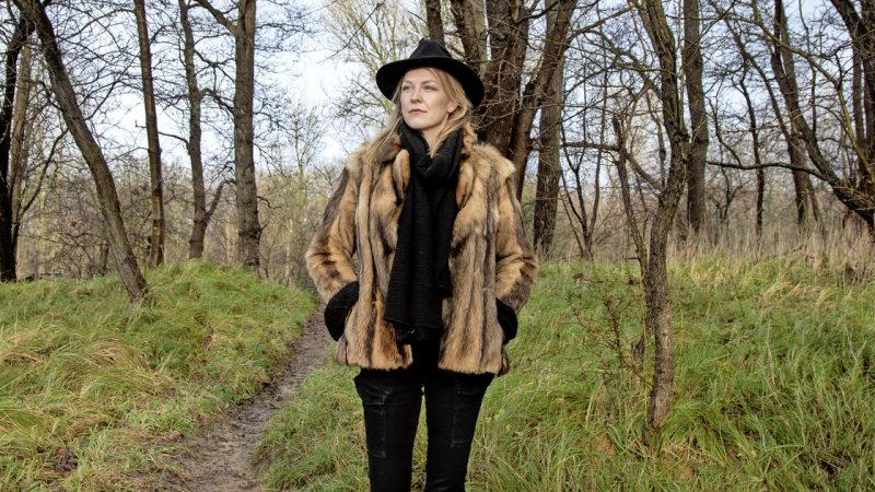 'I am an animal lover even though I wear fur' |  Female Magazine