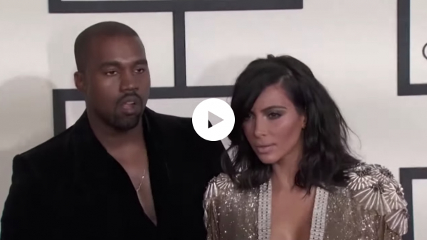 Kim Kardashian and Kanye West officially divorced