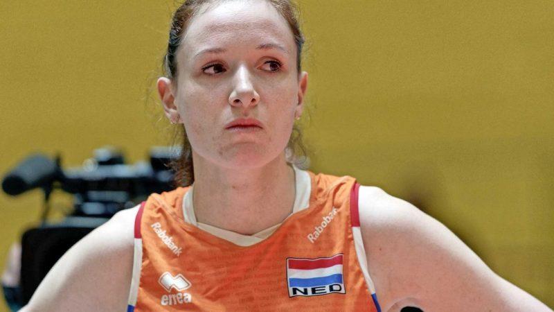 Lonneke Sloetjes definitely stops volleyball |  sport