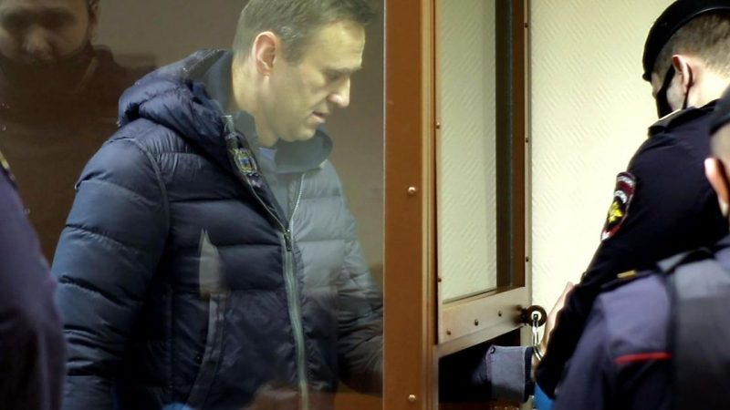 Navalny Prosecutor demands fine for insulting veteran |  Abroad
