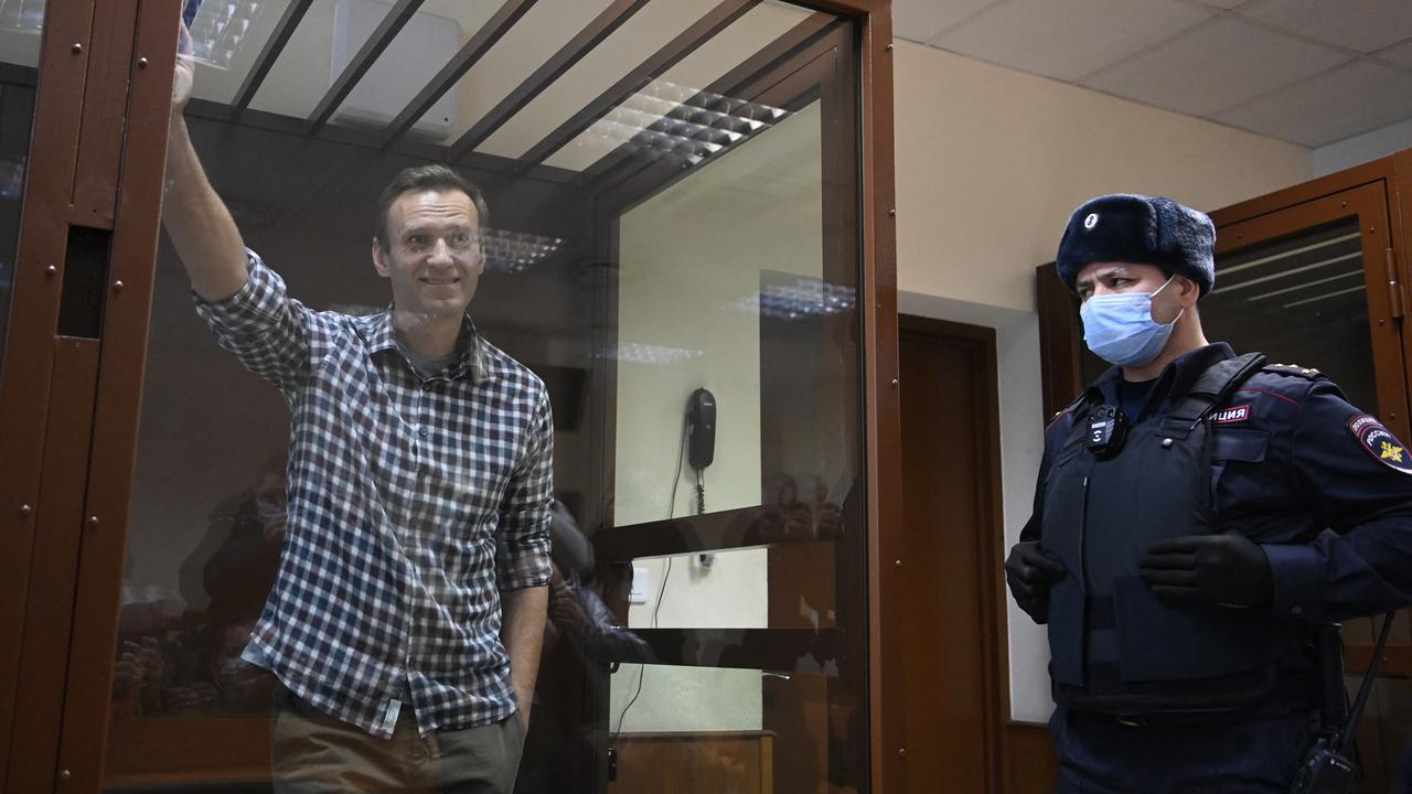 Navalny's appeal rejected: sending opposition leader to concentration camp for nearly 3 years |  Currently