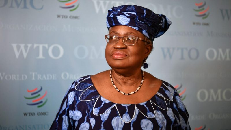 Paving the way for the appointment of Nigerian economist Okonjo-Iweala as President of the World Trade Organization |  right Now