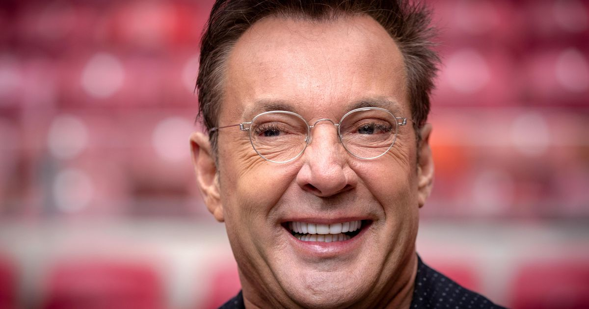 RTL takes a closer look at Gerard Joling |  Television