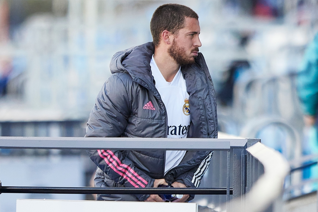 Real Madrid confirms Eden Hazard's new injury: 'Four to …