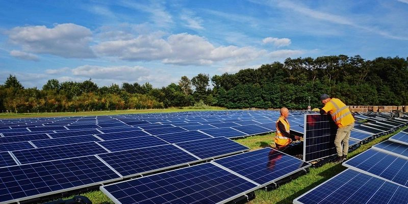 Solar Magazine - Naga Solar enters joint venture: 4 GW peak solar parks in the Netherlands, Germany and the United Kingdom