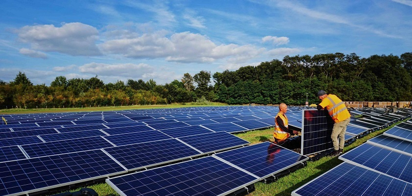 Solar Magazine – Naga Solar enters joint venture: 4 GW peak solar parks in the Netherlands, Germany and the United Kingdom