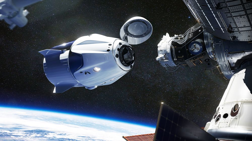 SpaceX's Crew-1 astronauts broke the US space record for 47 years