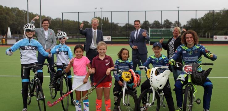 Sportpark Elsenburg will be a multi-functional sports park