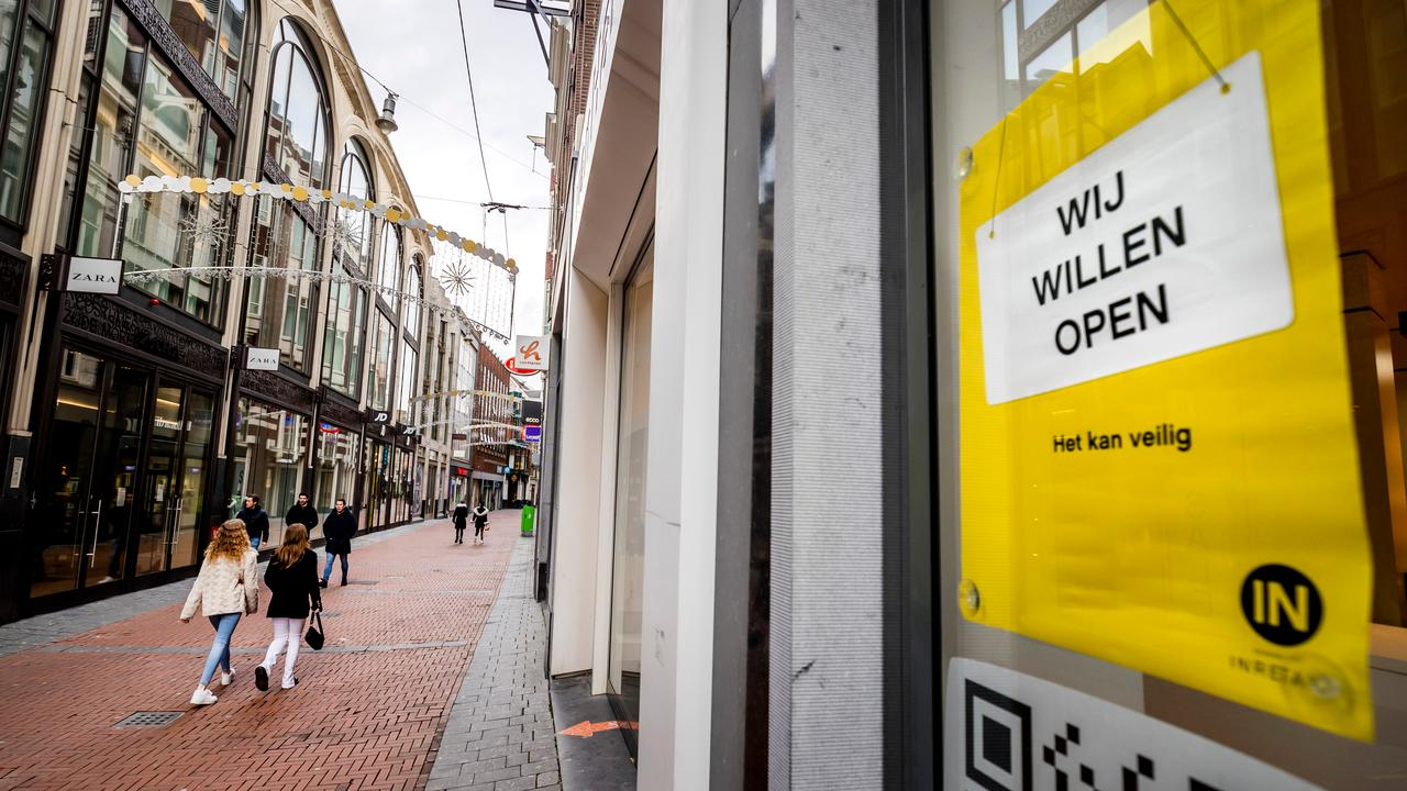 The Dutch economy will not get away with it, but it could be worse for now