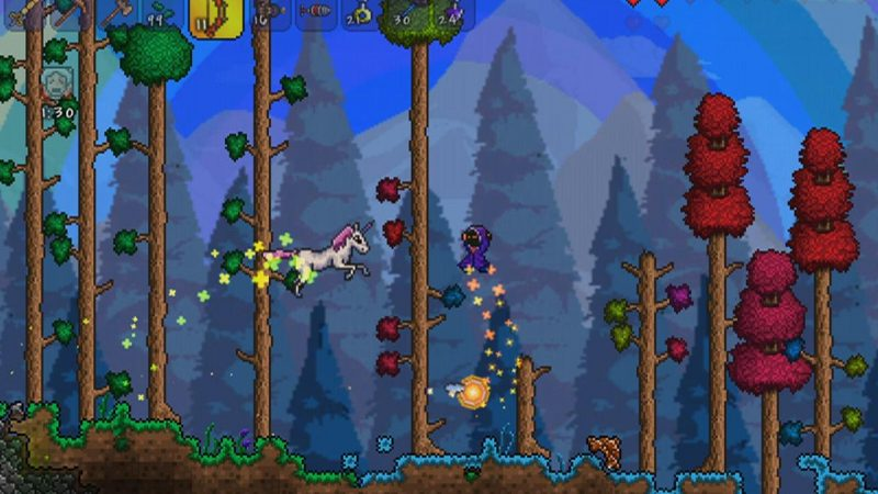 The Stadia version of Terraria has been canceled after the developer bans the Google account |  right Now