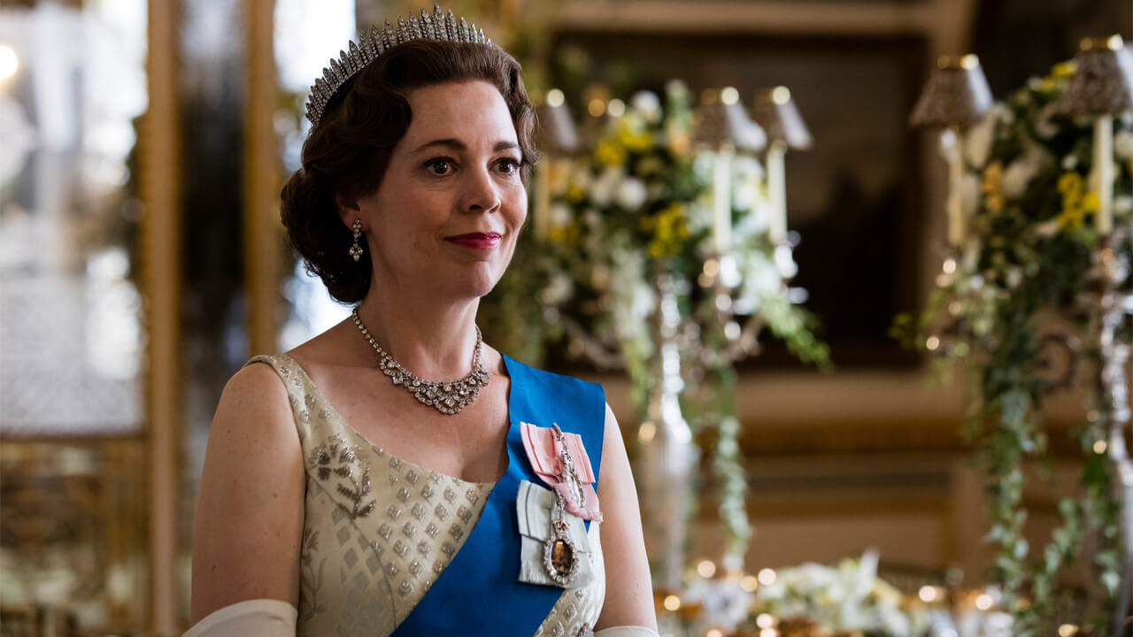 """The """"crown"""" cleverly connects all seasons"""