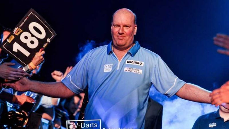Van der Voort joins the board of directors of the new darts organization MAD