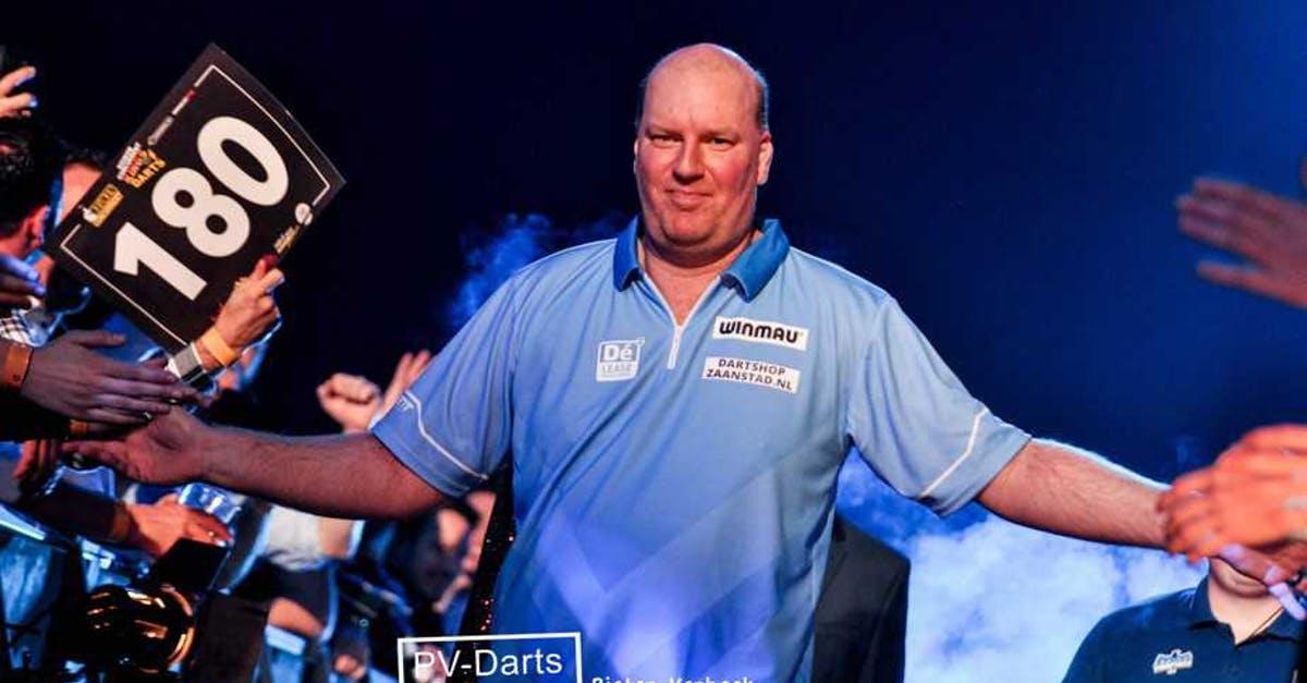 Van der Voort joins the board of directors of the new darts organization MAD