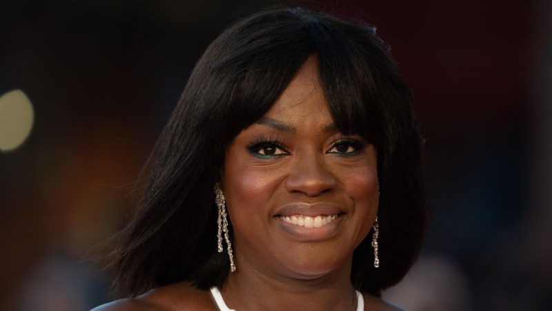 Viola Davis takes the role of Michelle Obama in the series