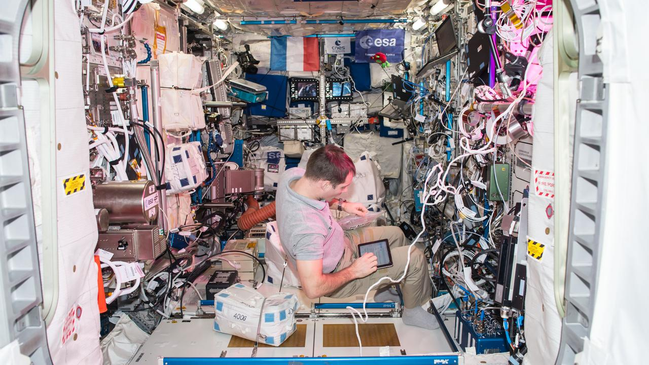 Wanted European astronauts: The European Space Agency is recruiting for the first time since 2008 |  right Now