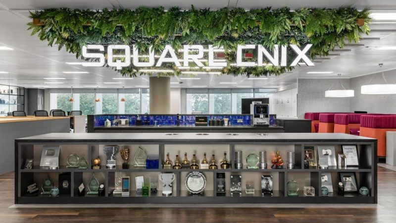 Will Square Enix be part of Sony Worldwide Studios?