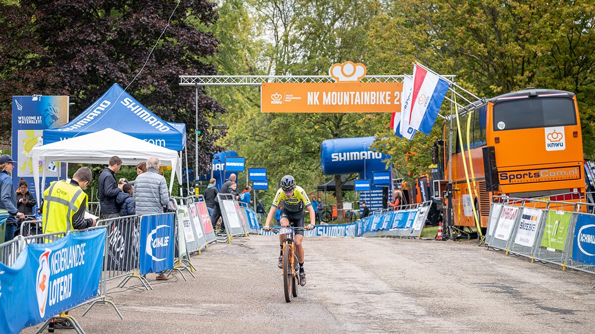 NK MTB for the third year in a row at Watersley Sports & Talent Park