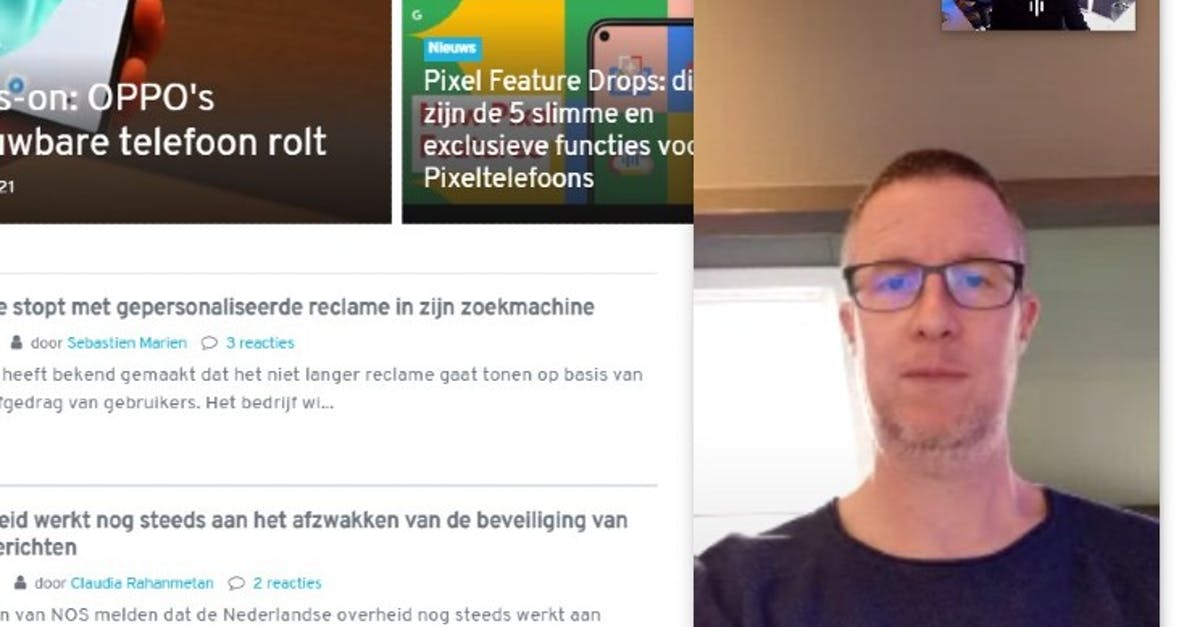 WhatsApp (video) calls from your computer are now available in the Netherlands