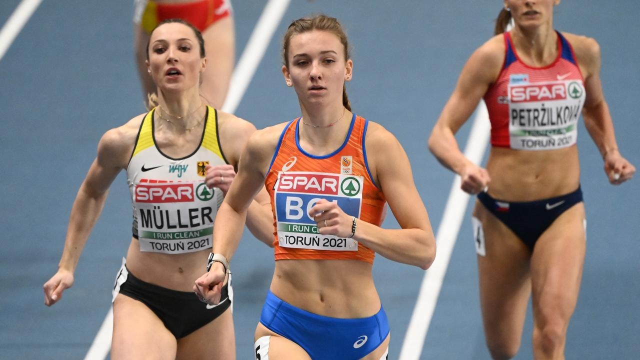 Paul's favorite for the semi-finals of the 400m in the European Indoor Championships without any problems |  Currently