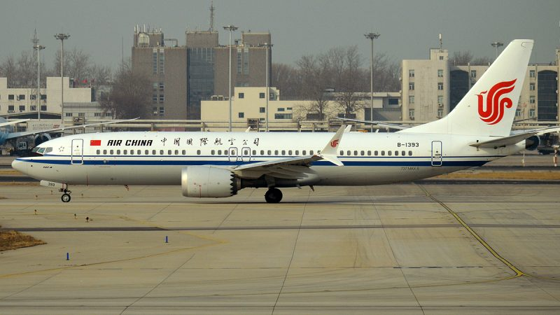 China is still wary of reform 737 MAX