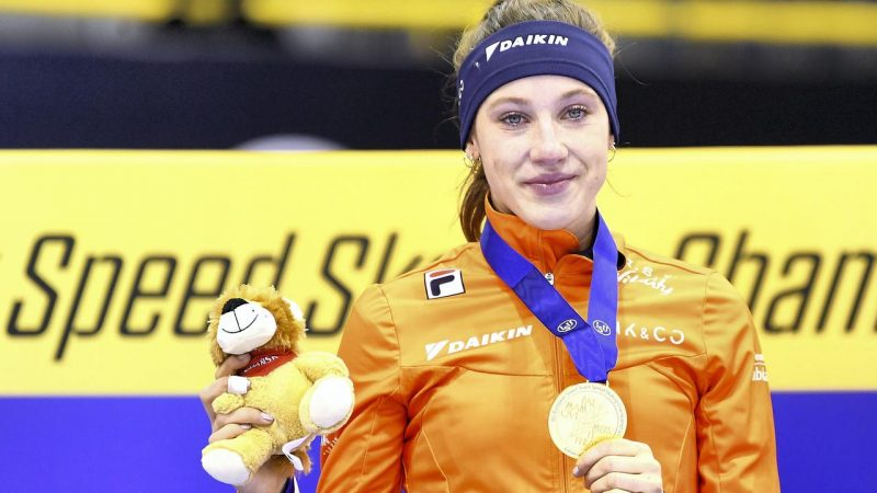 """Schultung makes unexpected sports predictable: """"She's a superwoman"""" 