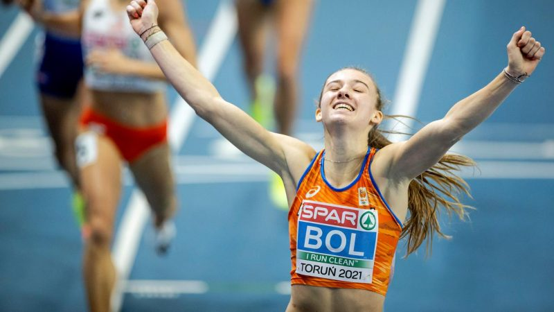 """Dutch athletes dominate the 400 meters: """"That was out of the question before"""" 