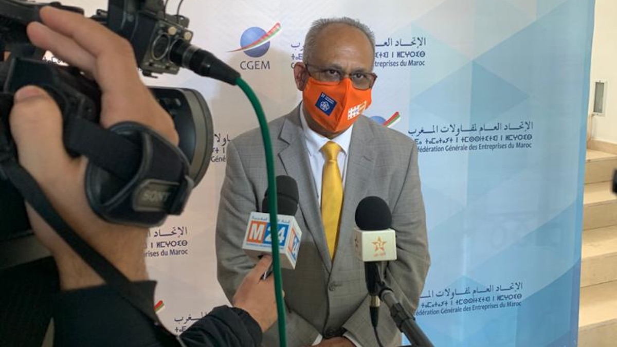 Intensification of cooperation between the Surinamese and Moroccan companies