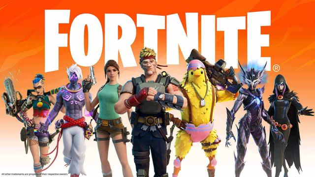Various skins for players to choose.