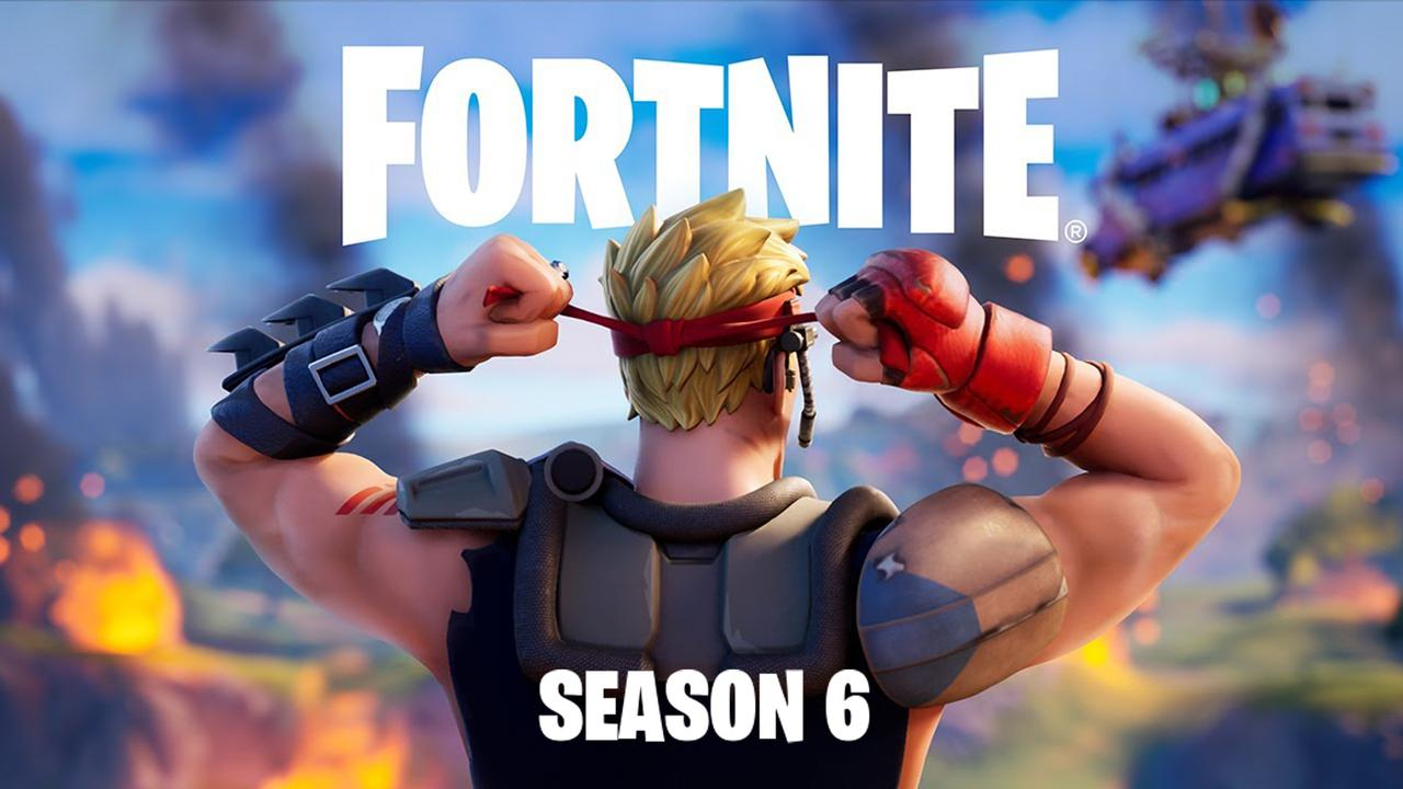 Fortnite Season 6 begins this week: it's all new    Currently