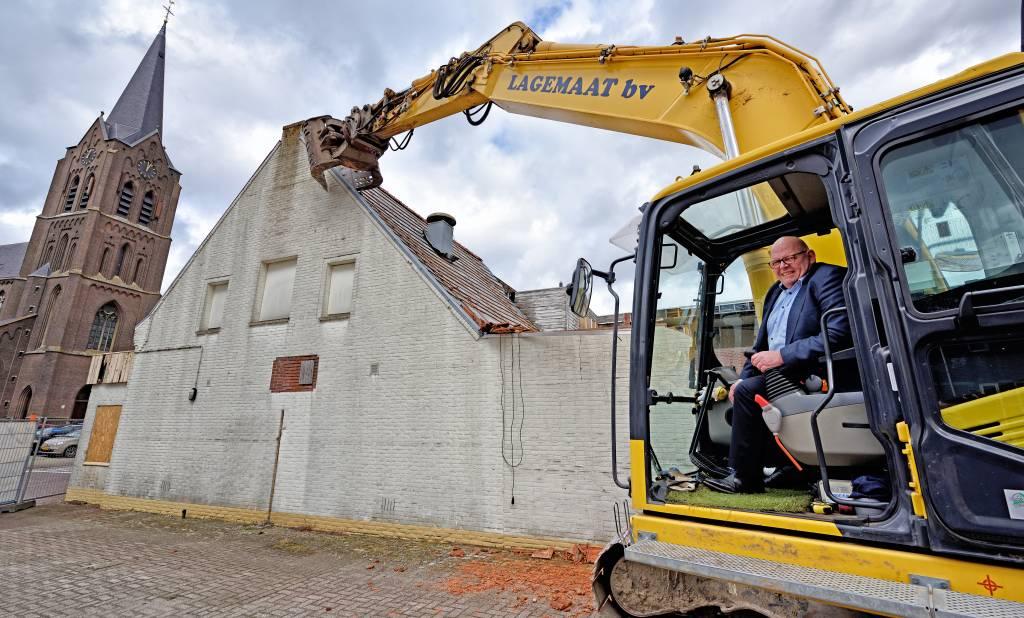 Alderman Ben Brands gives way to Zeeland's new village home