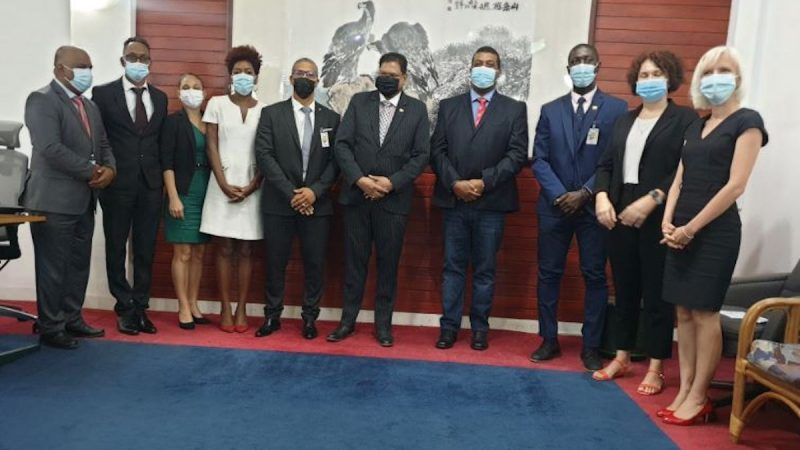 Fransen willen particulier ziekenhuis in Suriname opzetten