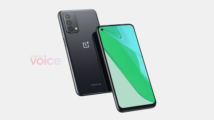 `` The OnePlus Nord N10 5G successor on the road, here's how it looks
