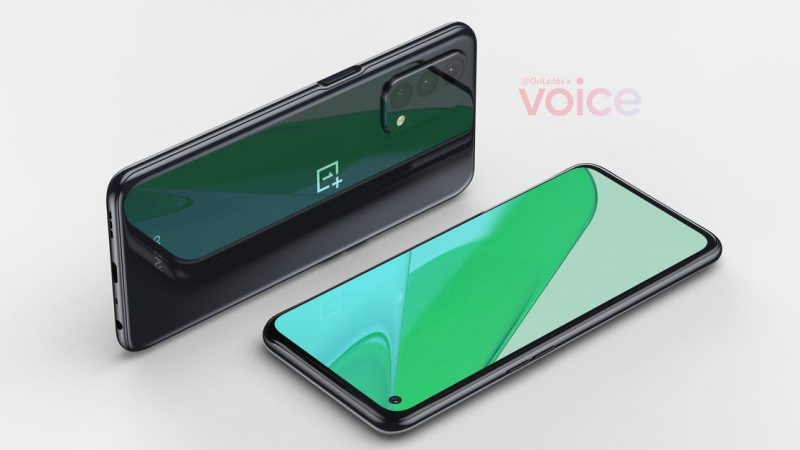 `` The OnePlus Nord N10 5G successor on the road, here's how it looks'