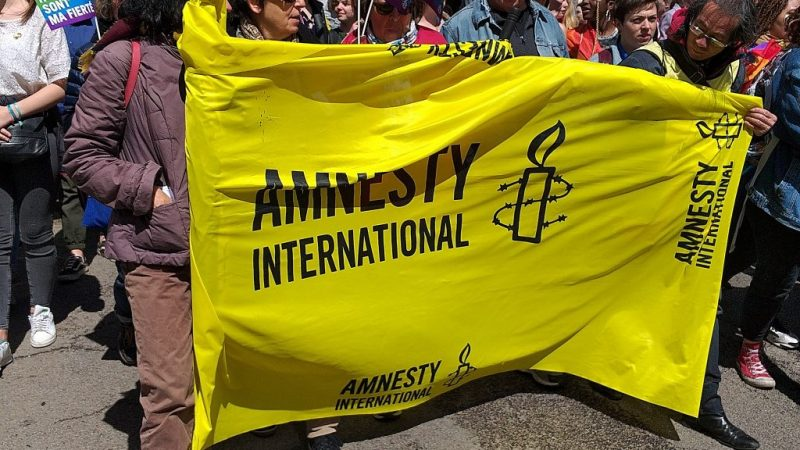 Amnesty International has participated in major sporting events since 1970