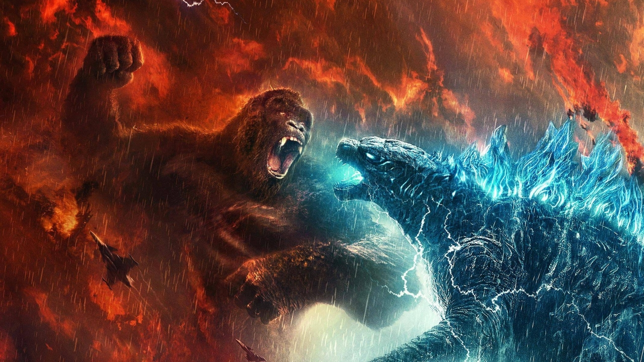 "The arrival of the third movie ""Kaiju"" in the new trailer ""Godzilla vs. Kong"""